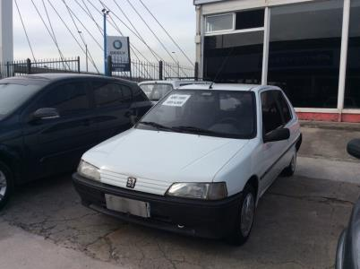 Auto Usado - Peugeot 106 1992