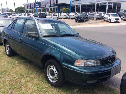 Auto Usado - Daewoo Cielo 1998