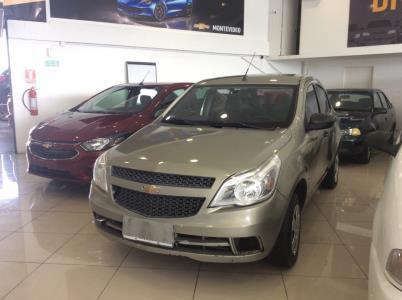 Vehículo - Chevrolet Agile 2010